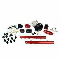 Aeromotive 17317 07-12 Shelby GT500 Stealth A1000 Street Fuel System with 5.0L 4-V Fuel Rails
