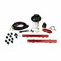 Aeromotive 17324 10-17 Mustang GT Stealth A1000 Race Fuel System with 5.0L 4-V Fuel Rails