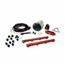 Aeromotive 17334 07-12 Shelby GT500 Stealth Eliminator Racing System with 4.6L 3-V Fuel Rails