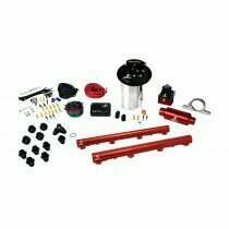 Aeromotive 17343 10-17 Mustang GT Stealth Eliminator Street System with 4.6L 3-V Fuel Rails