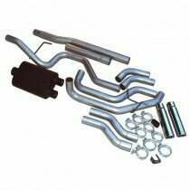 Flowmaster 04-08 5.4L F-150 American Thunder Dual Exit CatBack