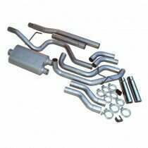 Flowmaster 04-08 5.4L F-150 Force II Dual Exit Cat-Back Exhaust