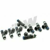 DeatschWerks 60lb Flow Matched Injectors (Set of 8)