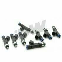 DeatschWerks 18U-00-0050-8 50lb Flow Matched Fuel Injectors (Set of 8)