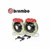 Brembo 99-04 Lightning / Harley Davidson F150 355mm Big Brake Kit w/ 2pc Slotted Rotors and 4 Piston Calipers