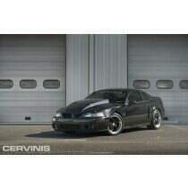 "Cervinis 4"" Cowl Hood - Unpainted (1999-2004 Mustang All Trims) - 1247"