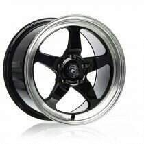 Forgestar D5 Drag Wheels - Pair (Challenger / Charger)