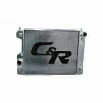 C&R Racing 2012-2013 Boss 302 High Capacity Performance Radiator