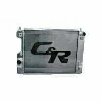 C&R Racing 86-93 Mustang 5.0L High Capacity Performance Radiator