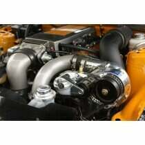 ProCharger Intercooled Supercharger System with P-1SC-1 (Shared Drive) (2005-2010 Mustang GT) - 1FP311-SCI