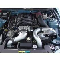 Procharger 1FP211-SCI 2005-2010 Mustang GT Stage II Intercooled System w/ P1SC-1