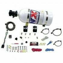 Nitrous Express Ford EFI Race Single Nozzle System w/ 10 lb Bottle