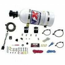 Nitrous Express Ford EFI Race Single Nozzle System w/ 12 lb Composite Bottle