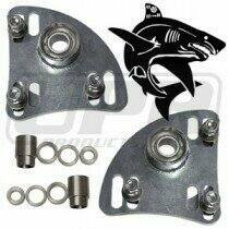 "UPR 94-04 Mustang The ""Shark"" Steel Caster Camber Plates"