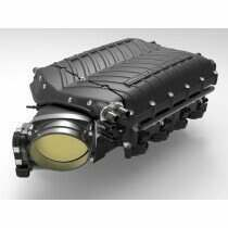 """Whipple Supercharger WK-2621T-G5 2015+ Shelby GT350 Gen 5 W185RF 3.0L Supercharger  """"Tuner"""" Kit / Intercooled / 10-11psi / Black"""