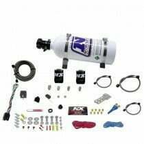 Nitrous Express Dodge Efi Race (100-150-200-250Hp) Single Nozzle With 5Lb Bottle - 20316-05