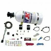 Nitrous Express Dodge Efi Race (100-150-200-250Hp) Single Nozzle With 10Lb Bottle - 20316-10