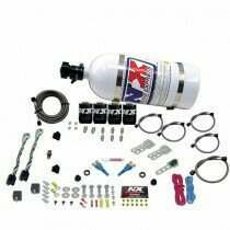 Nitrous Express Dodge Efi Dual Stage (50-75-100-150Hp) X 2 With 10Lb Bottle - 20324-10