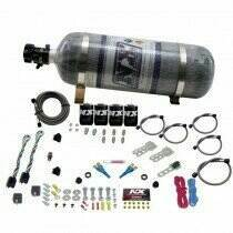 Nitrous Express Dodge Efi Dual Stage (50-75-100-150Hp) X 2 With Composite Bottle - 20324-12