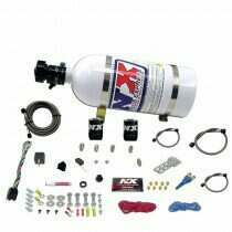 Nitrous Express Ford EFI Single Nozzle System w/12lb Composite Bottle