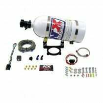 Nitrous Express 5.0L Coyote Plate System w/ 15 LB Bottle (35-200hp)