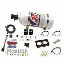 Nitrous Express 4V Nitrous Plate System for 96-04 Cobra/Mach1 (Stock Throttle Body)