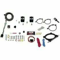 Nitrous Express High Output Nitrous Plate System - 50-250hp (5.0L Coyote and 7.3L Godzilla)