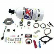Nitrous Express 5.0L Coyote High Output Plate System with 10lb Bottle (50-250hp)