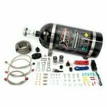 Nitrous Outlet 22-82000 X-Series 87-98 Mustang GT / Cobra EFI Single Nozzle System