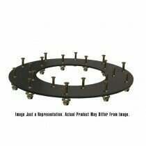 Fidanza 96-04 Mustang Replaceable Friction Plate Kit