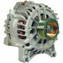 PA Performance 99-04 Mustang GT 200 Amp Alternator