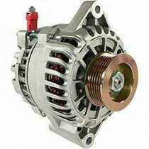 J2 Fabrication Ford 4G 200 Amp Alternator (96-01 Cobra, 03/04 Mach, Bullitt GT, 99-04 Lightning)