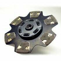 "Centerforce 323281226 DFX Extreme 11"" Clutch Disc (10 Spline)"