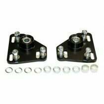 J&M 94-04 Mustang 3 Bolt Adjustable Caster Camber Plates