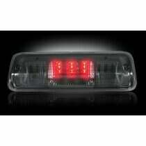 Recon LED 3rd Brake Light Kit w/White LED Cargo Lights (Smoked)