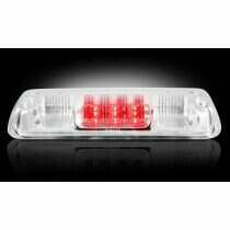 Recon LED 3rd Brake Light Kit w/White LED Cargo Lights- (Clear)