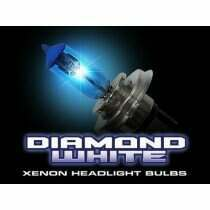 Recon 9005 (4,600 KELVIN) Headlight Bulbs in Diamond White
