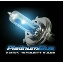 Recon 9005 (4,600 KELVIN) Headlight Bulbs in Platinum Blue