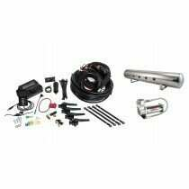 Airlift 3H Height and Pressure Management System (1994-2020 Mustang GT Ecoboost V6 BOSS 302 SN95 S197 S550)