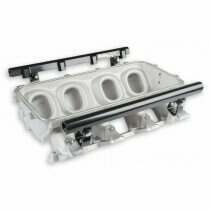 Holley EFI Base Manifold and Rail Kit for Lo-Ram for Gen III or IV LS engines with LS1, LS2, or LS6 heads - 300-600