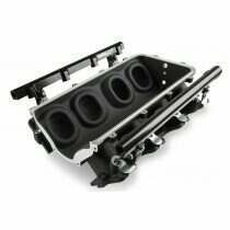 Holley EFI Base Manifold and Rail Kit for Lo-Ram for Gen III or IV LS engines with LS1, LS2, or LS6 heads - 300-602BK