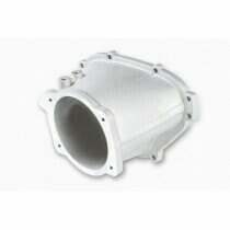 Holley EFI 105mm Throttle Body Adapter for Lo-Ram 300-621 for Gen III or IV LS engines with LS1, LS2, or LS6 heads - 300-606