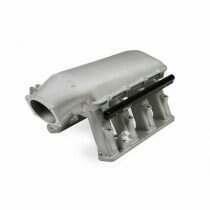 Holley Gen III Hemi Hi-Ram EFI Manifold - for 95mm GM Throttle Body (2009-2020 5.7L, 2005-2010 6.1L, 2011-2020 6.4L HEMI) - 300-650