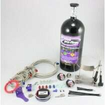 Nitrous Pro-Flow 2005-2010 V6 Mustang Direct Fit EFI Wet Nitrous System (50-150hp Adjustable)