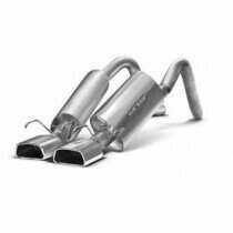 "SLP 2005+ C6 Corvette ""PowerFlo""  Exhaust w/Trapezoidal Tips"