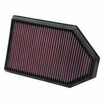 K&N 33-2460 Factory Replacement Air Filter  (2015+ Challenger / Charger Hellcat)
