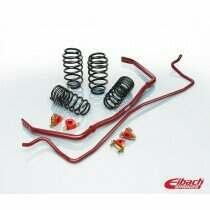 Eibach 2005-2010 Mustang Pro-Plus Lowering Kit (Adjustable)