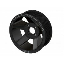 Whipple Superchargers 10 Rib Pulley (2003-2004 Cobra / Mustang 3V / W175FF Coyote / 5.0L & 6.2L Truck)