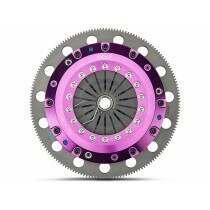 Exedy Hyper Twin Disc Clutch w/ Flywheel - 10 Spline - 8-Bolt  (99-Mid 01 GT; 96-04 Cobra, Mach 1)