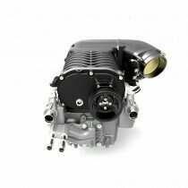 Whipple Complete 3.8L Supercharger Kit (Blower, Air Kit, & Throttle Body) (2007-2014 GT500) - WK-2525B